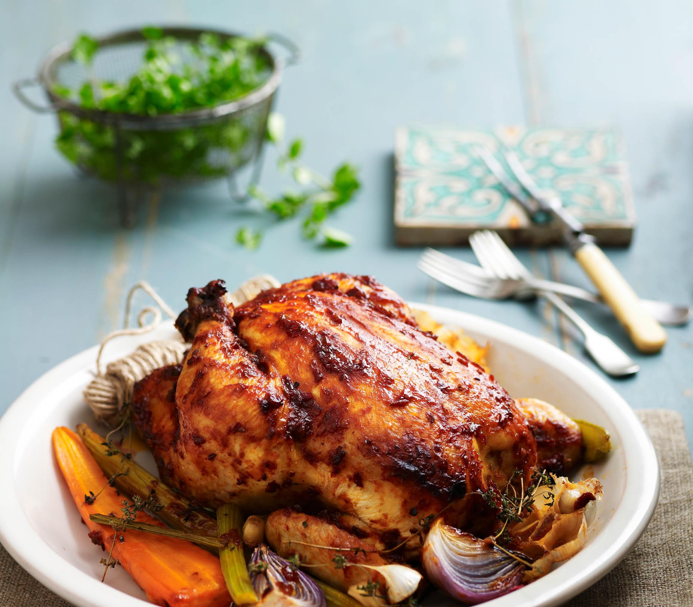 CH4801_Charter Hall_National_Recipes Winter 2019_Social Tiles_Harissa Chicken_Facebook Post_FA