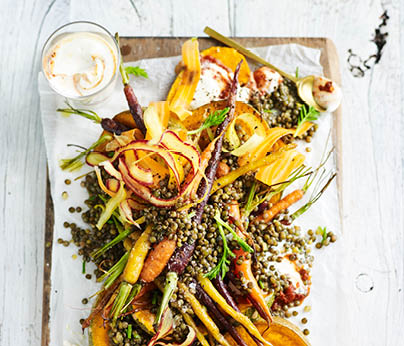 _CH4801_Charter Hall_National_Recipes Xmas 2019_WebTiles_Lentil, Carrot & Pumpkin Salad_404x346